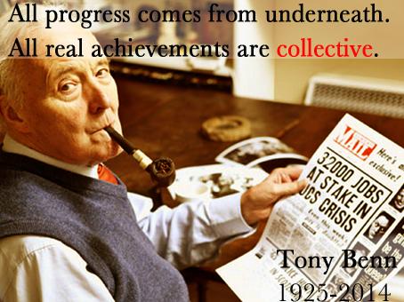 Tony Benn: 1925-2014