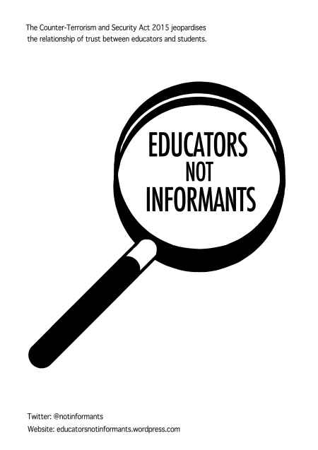 EducatorsNotInformers