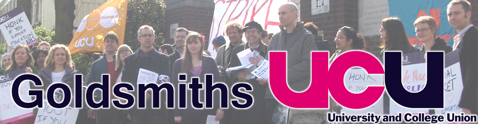 Goldsmiths UCU