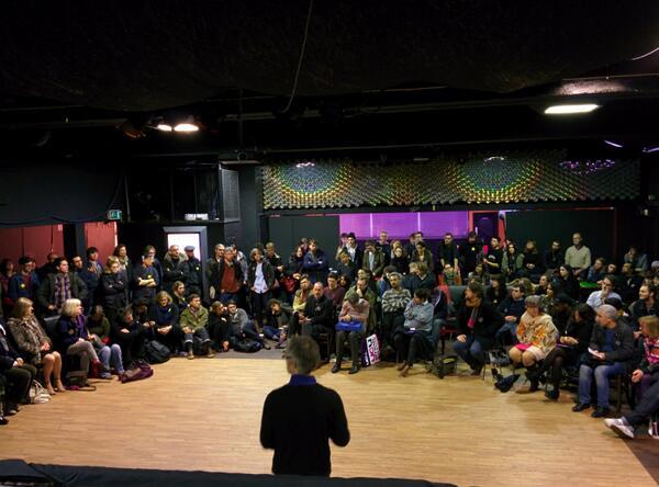 28/01/14: Goldsmiths UCU Secretary kicks off an open discussion in the SU